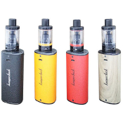 Kanger K-Kiss 6300mAh Starter Kit Kangertech is always one of the forefronts in creating some of the most pleasing aesthetic devices, and the K-Kiss is no exception!