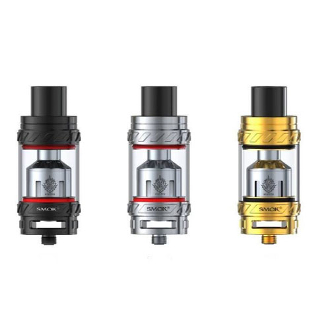Smok TFV8 Cloud Beast is known for being a tank that gives you the ultimate sub ohm experience! It holds a whopping 6mls of e liquid which allows the user to have plenty of their favorite juice to make it throughout the day