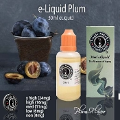 eLiquid 30ml Plum Flavor