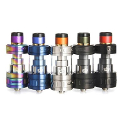 Uwell Crown 3 Sub Ohm Tank has a 5ml e liquid capacity with a convenient top filling system. Plus - Fast Free Shipping with min. purchase on all US orders.