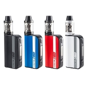 Innokin Kit consists of the Coolfire Ultra TC150 Mod and the Scion Sub Ohm Tank. This Mod is upgraded with a 4000mAh Battery life and a max wattage of 150