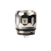 Vaporesso NRG Replacement Coils can handle a 50 to 110 wattage range perfectly for smooth and cloud like vapor. Its organic cotton usage increases flavor and keeps your e liquid soaked