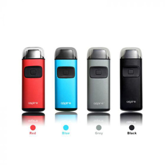 Aspire Breeze Aio Starter Kit Aspire Breeze is an All in One AIO kit that allows you to have a super well designed compact e cigarette set up.