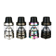 iJoy Captain S is the updated version of the classic Captain Sub Ohm tank. To fill the tank, it has a convenient top fill area that slides open for easy access