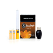 Logic Smoke Premium Soft Tip Regular Tobacco e Cigarette Kit