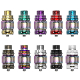 The Diamond Sub-ohm Tank from IJOY is a fantastic tank with features you'll fall in love with. It is made of stainless steel and glass and has a wide bore drip tip.