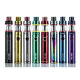 The Stick Prince Vape Kit from Smok is a pen-style vaping device that utilizes the TFV12 Prince 8ml tank and a powerful built-in 3000mah battery. This great palm-sized kit will satisfy all your vaping needs without taking up a lot of extra space.
