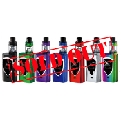 Smok ProColor 225 Watt Mod Starter Kit - Smok knocks it out of the park again with another beautifully well crafted Mod Kit. The Procolor series highlights the users chosen kit color from top to bottom