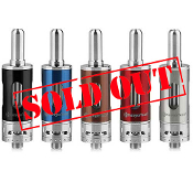 Kanger EMOW Mega Tank a bottom-feeding glass and stainless steel tank with replaceable dual coil head a fantastic clearomizer This tank is sturdy and sleek yet substantial enough to ensure a great vaping experience.
