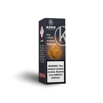 30ml Tobacco Flavor 50/50 PG/VG E-liquid
