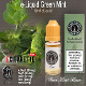 Smoke Juice 10ml Green Mint Flavor