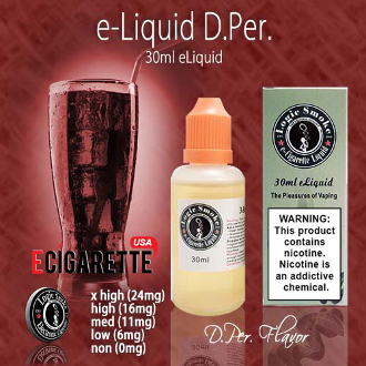 A spicy yet sweet flavor that will awaken your taste buds its modelled after the popular american e liquid Dr. soda and tastes just like the real thing,