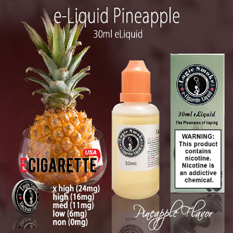 eLiquid 30ml Pineapple Flavor