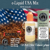 eLiquid 30ml USA Mix Flavor