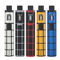 The Ego One is back and better than ever! This all in one AIO kit shows of a much loved tank design the original Ego One