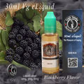 30ml Vg e Liquid Blackberry Flavor
