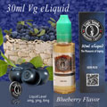 30ml Vg e Liquid Blueberry Flavor