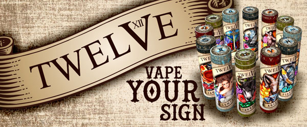 Twelve Vapor Juice Products Manufacture